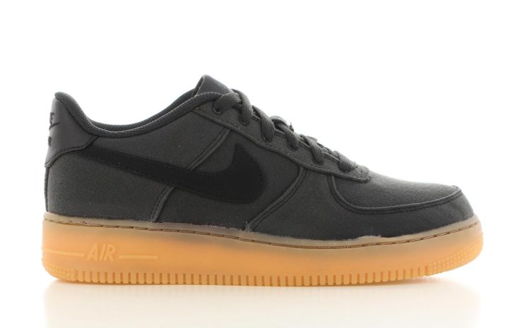 Nike Air Force 1 LV8 Syle Donker Grijs