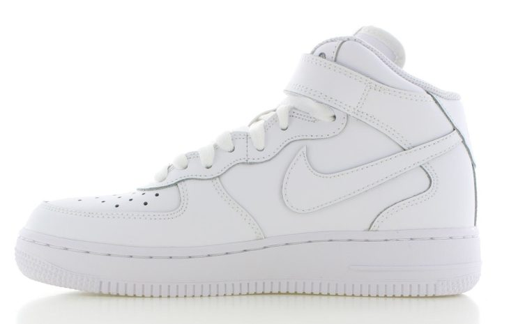 Nike Air Force 1 Mid Wit