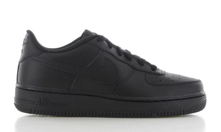 Nike Air Force 1 Zwart