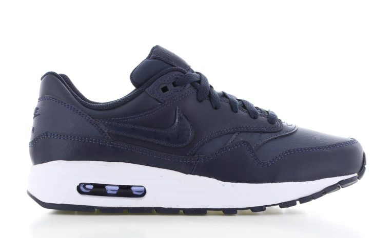Nike Air Max 1 Zwart Dames