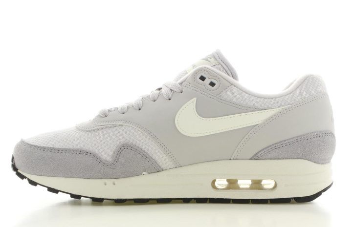 uk availability 6d6ae 1a316 Nike Air Max 1 WitGrijs Heren