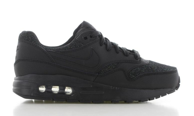 new concept 3ad07 e5762 Nike Air Max 1 Zwart
