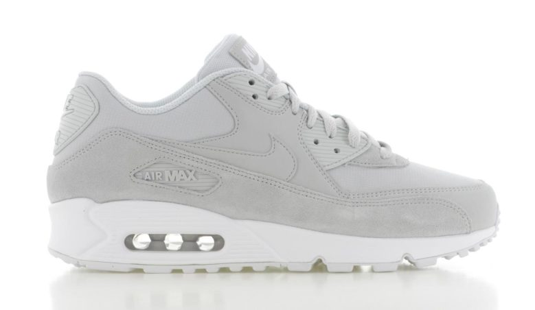 the latest 42255 a274f Nike Air Max 90 Essential Grijs Heren
