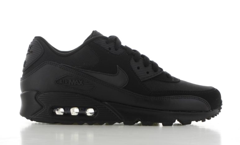 f2a88b7145d Nike Air Max 90 Essential Zwart Heren | 537384-090 | Sneakers.nl