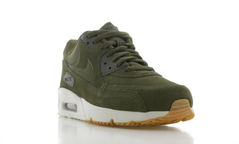 7bcc6e2692b Nike Air Max 90 Ultra 2.0 Groen Heren | 924447-301 | Sneakers.nl