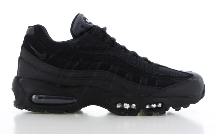 new images of outlet on sale good selling Nike Air Max 95 Zwart/Antraciet Heren