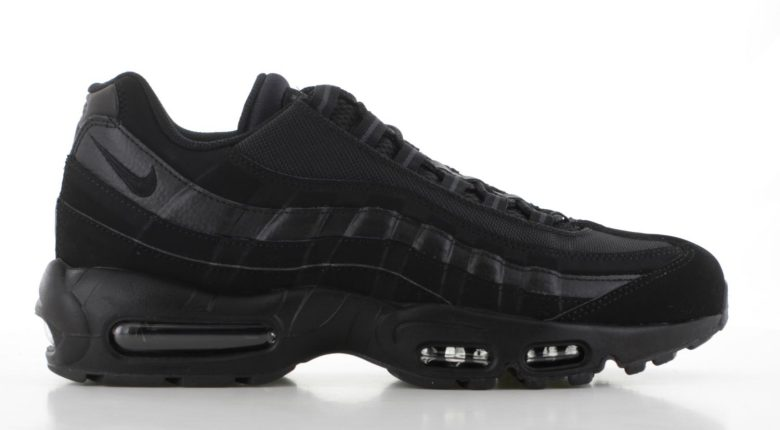 new style 3134a 3cf97 Nike Air Max 95 Zwart Heren