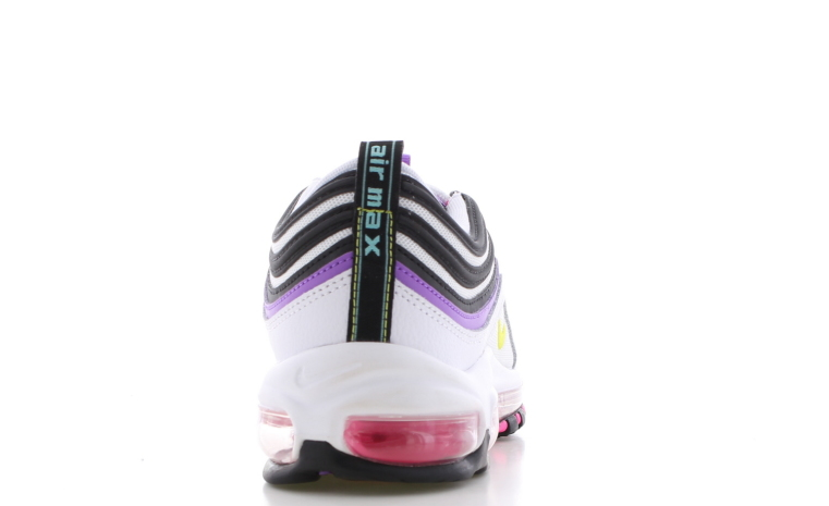 Nike Air Max 97 WitPaars Dames