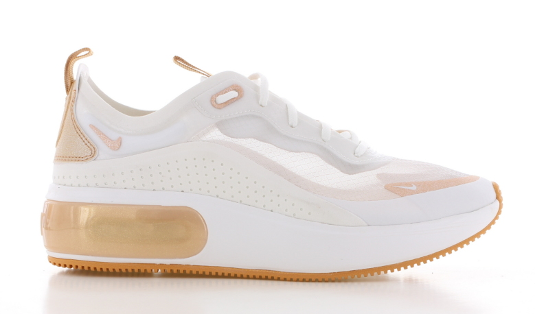Nike Air Max Dia Wit/Koper Dames