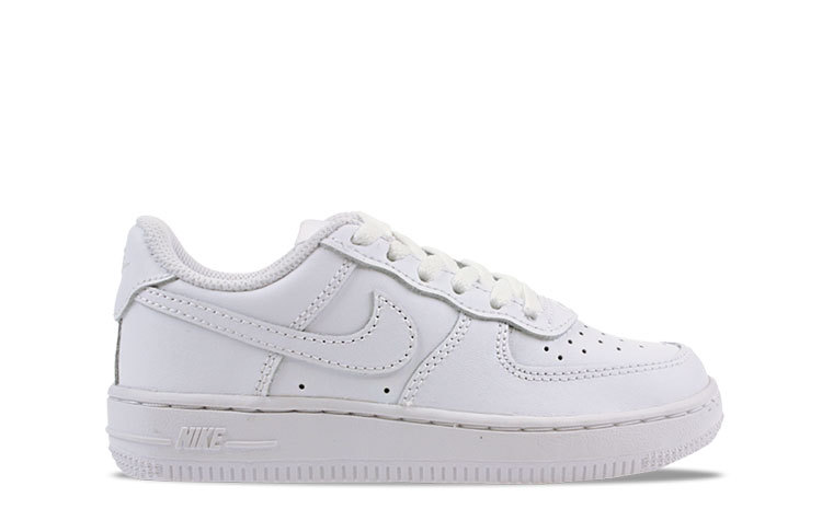 uk availability cee5b ee289 Nike Air Force 1 Wit Kinderen| 314193-117 | Sneakers.nl
