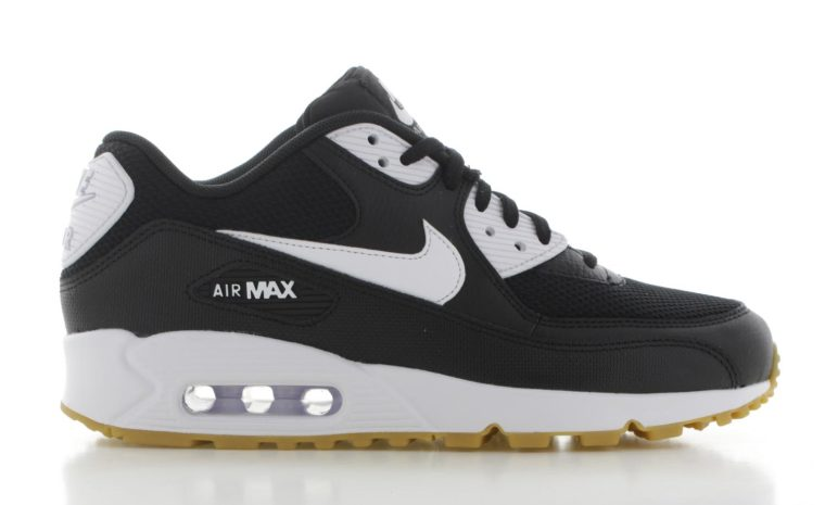 Nike Nike Air Max 90 Zwart/Wit Dames