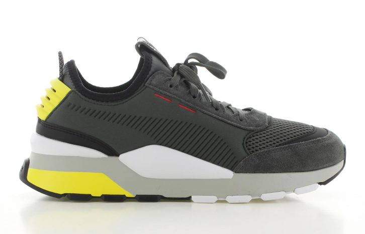 Puma RS-0 Winter Toys Grijs Heren