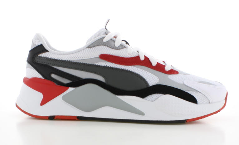 Puma RS-X ³ Puzzle Wit/Rood Heren