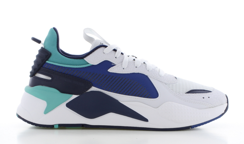 Puma RS-X Hard Drive Wit/Blauw Heren