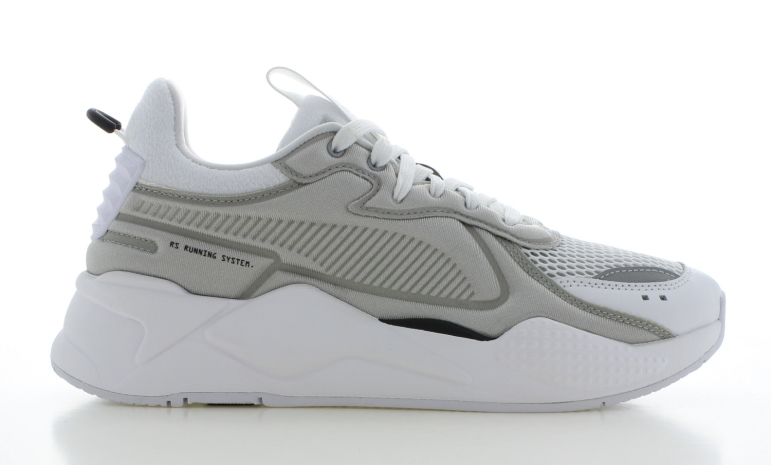 Puma RS-X Soft Case Grijs/Wit Heren