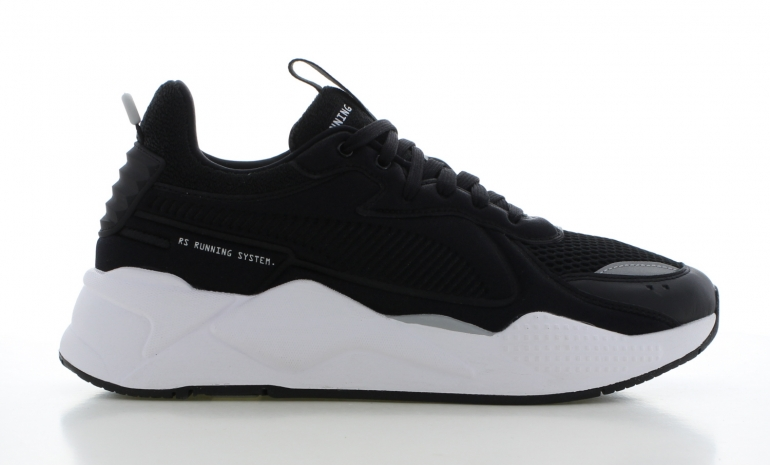 Puma RS-X Soft Case Zwart/Wit Heren