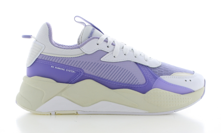 Puma RS X Tech WitPaars Dames