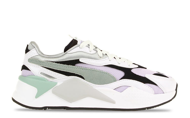 Puma RS-X³ Layers Wit Dames