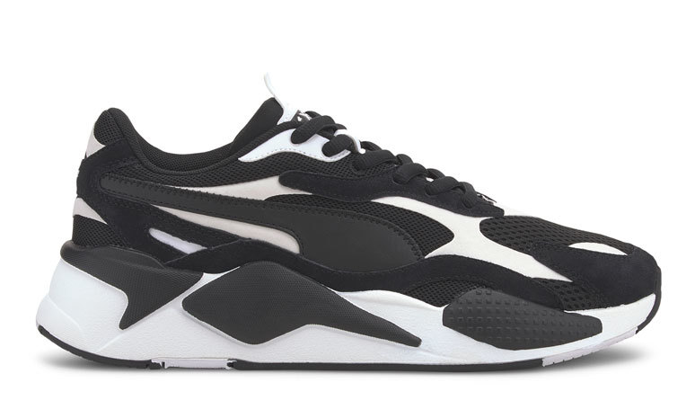 Puma RS-X³ Super Zwart/Wit Dames