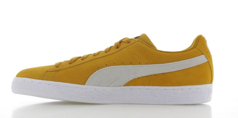 0c4bd86a88f PUMA Suede Classic Geel Heren | 365347-31 | Sneakers.nl