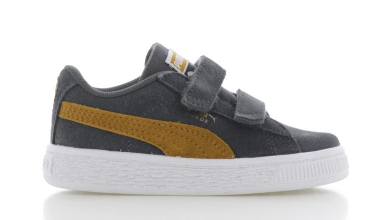 82083060748 PUMA Suede Classic Inf Grijs Peuters| 363077-17 | Sneakers.nl