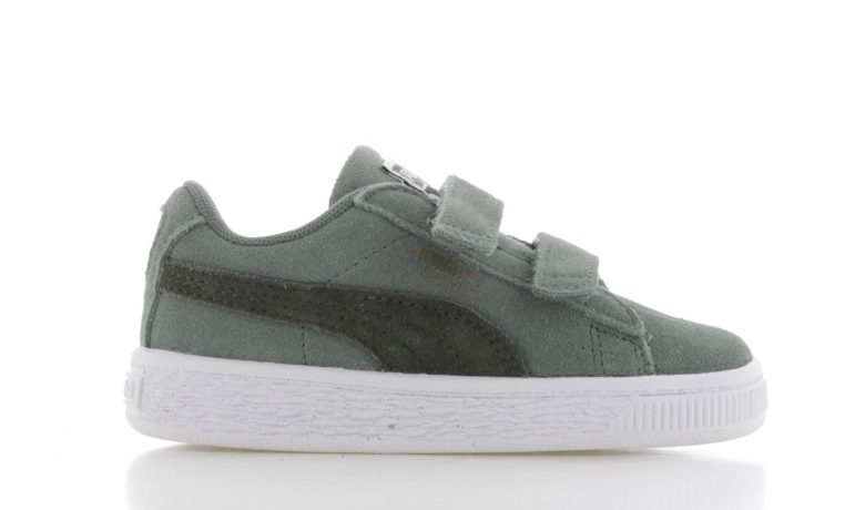 Puma Suede Classic Inf Groen Peuters