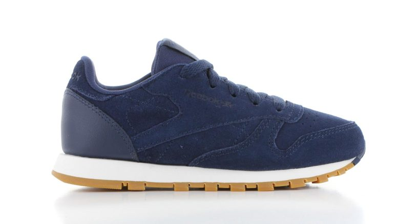 Reebok Classic Leather Collegiate Navy Kinderen