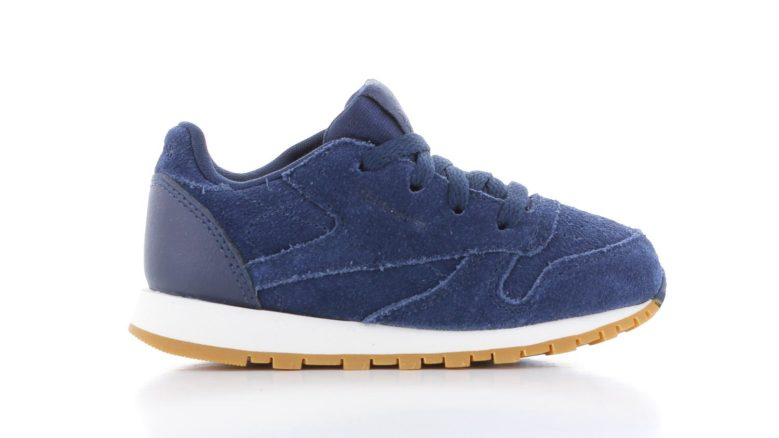 Reebok Classic Leather Collegiate Navy Peuters