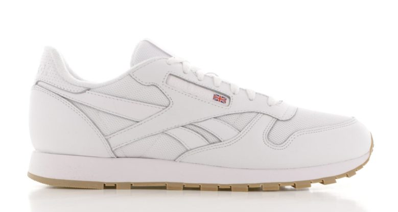 Reebok Classic Leather Estl Wit Heren