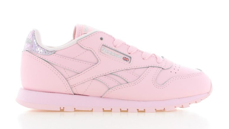 8cb121300ab Reebok Classic Leather Roze Kinderen | BD5899 | Sneakersstores.be