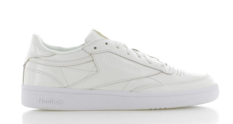 Reebok Club C 85 Patent Wit Dames
