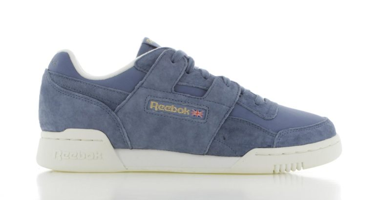 Reebok Workout Lo Plus Blauw Dames