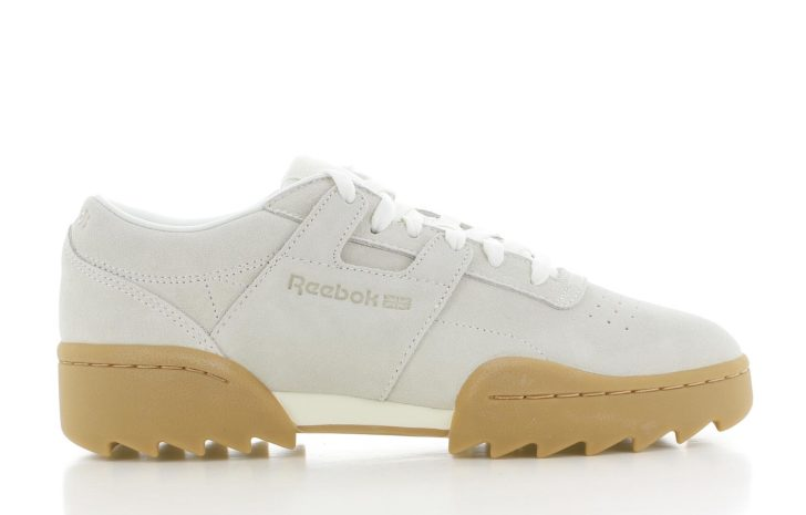 Reebok Workout Ripple OG Beige Dames