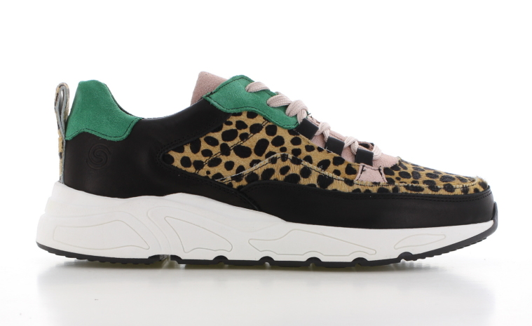 SNEAKERS Leopard Dames