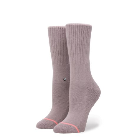 Stance Socks Uncommon Classic Crew Lilac