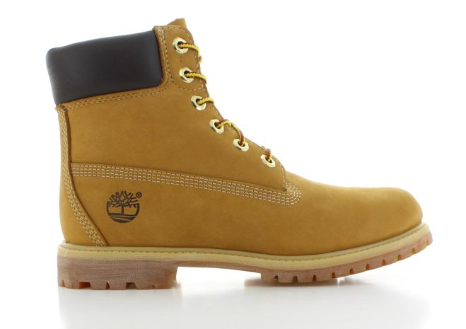 Timberland 6 Inch Premium Boot Camel Dames