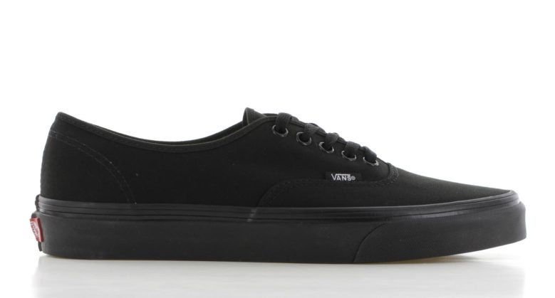 Vans Authentic Zwart Heren