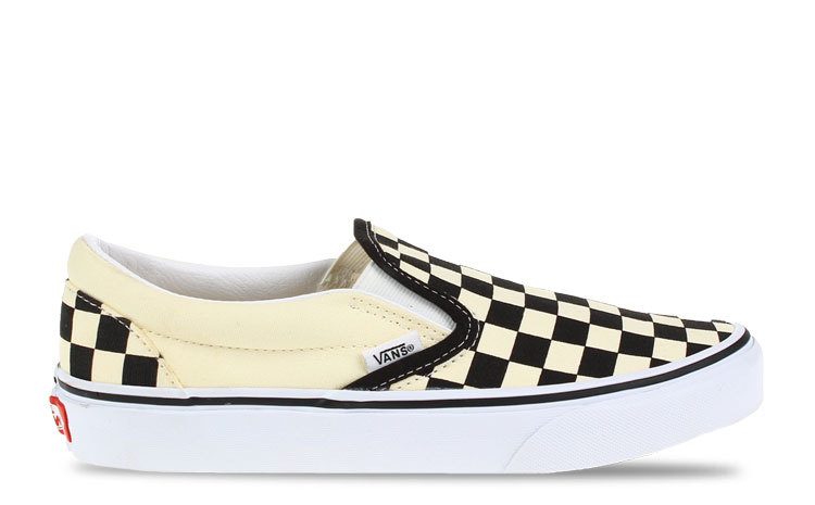 Vans Classic Slip-On Wit Heren