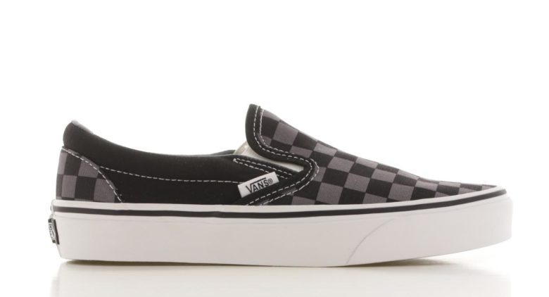 Vans Classic Slip On Zwart Dames