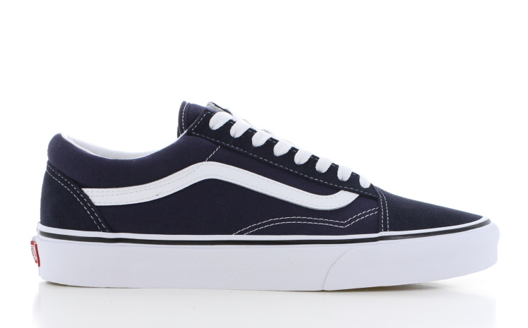 Vans Old Skool Donkerblauw Heren