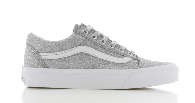 e977edaaac Vans Old Skool Grijs Wit Dames