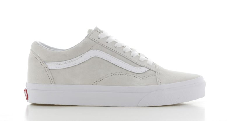 Vans Old Skool Suede Beige Dames