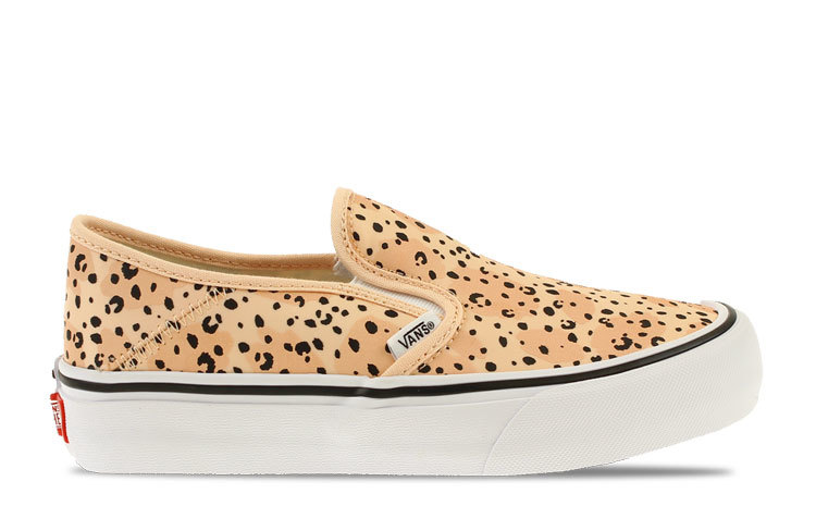 Vans Slip-On Zalm Rose Dames