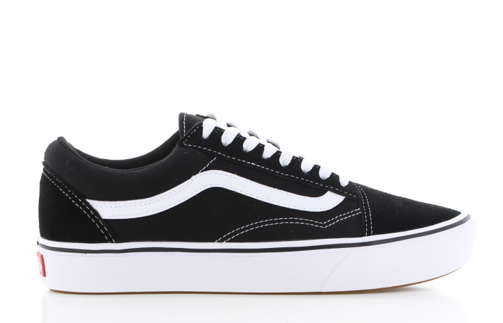 Vans UA ComfyCush Old Skool Zwart Heren